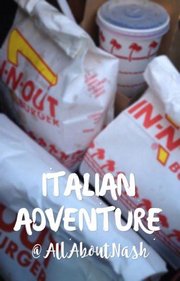 ITALIAN ADVENTURE//magcon