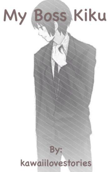 My Boss Kiku - Japan x reader