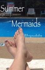 Summer Mermaids by Horseandadog