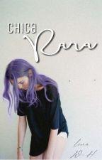 Chica rara © by CarolinaWiesekH