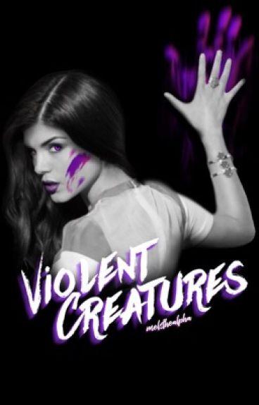 Violent Creatures ➣ Scott McCall