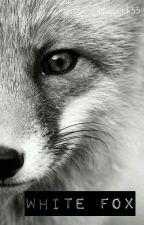 White Fox by silversnitch33