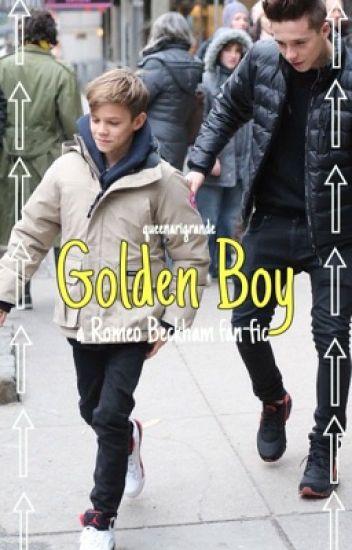 Golden Boy. (Romeo Beckham fanfic)