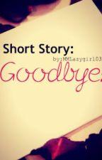 "[Short Story] ""Goodbye"" by Rochersword"