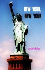 New York, New York by islandchic