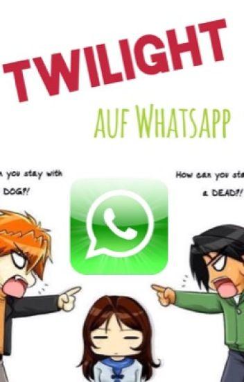 Twilight auf Whatsapp