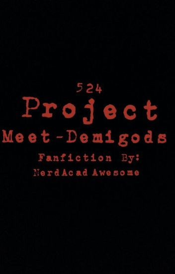 Project Meet-Demigods (Editing)