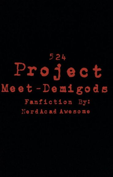 Project Meet-Demigods