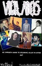 Vigilados #Wattys2015 by andrealoverubelangel