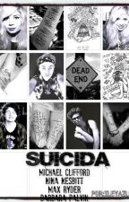 SUICIDA (╥_╥) by elianayalu