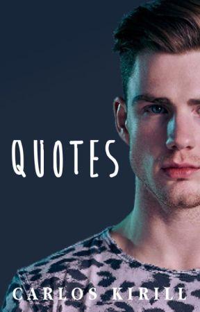 Quotes (Citas). by KirillGuy