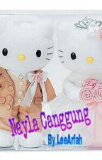 Nayla Canggung by LeeArfah