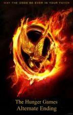 The Hunger Games; Alternate Ending by blackcat28