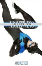 Falling for Nightwing by MochaLovexx