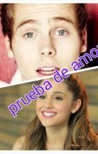 Prueba de amor (Ariana Grande y Luke Hemmings) by kathekathy