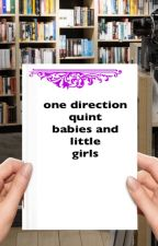 One Direction Quint babies and little girls by Priceisrightrusher