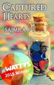 Captured Hearts #wattys2015 by sajmra