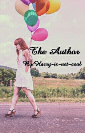 The Author by Harry-is-not-cool