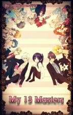 My 13 Masters (Brothers Conflict Fanfic) [ON-HOLD] by sweetcandy65