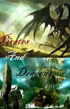 Pirates and Dragons by aam123may