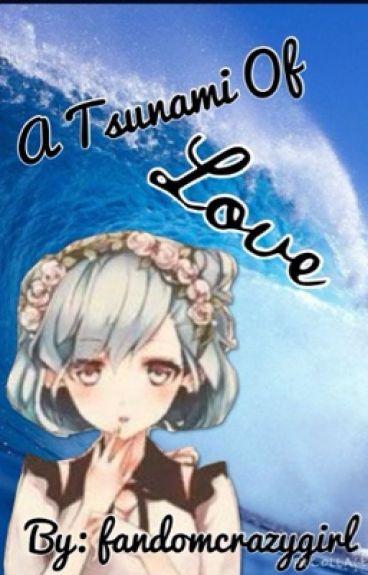A Tsunami of love (OHSHC)