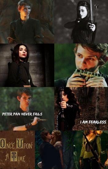 The Story Of Us (Peter Pan y Tu) OUAT ©