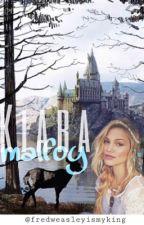 Kiara Malfoy (A Fred Weasley Love Story) by FredWeasleyismyking