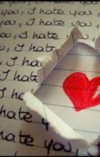 Hate to Love by AHufflepuffPrincess