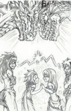 Dragon mating season by NaLu_jersa