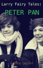 Larry Fairy Tales: Peter Pan by ArianaSnyder