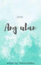 Ang ulan (one shot) by MarincethBlue