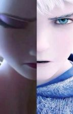 Frozen Jack&Elsa by Gizemonur123