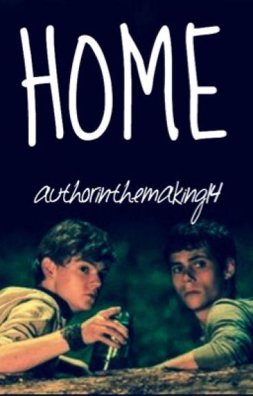 Home: A Newt, Thomas a...