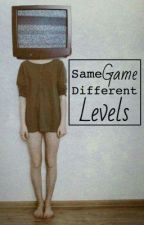 Same game different levels // mendes by iwonderyou