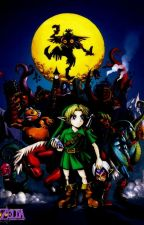 The Legend of Zelda: Majora's Mask by Cripzblood