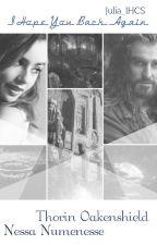 I Hope You Back Again {1} ||Thorin Oakenshield  by _Julia_IHOCS