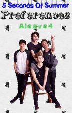Preferences 5SOS by Aleave4
