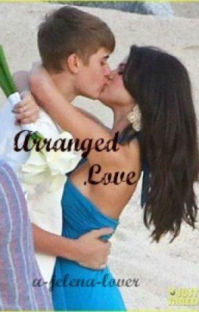 Arranged Love (Jelena) by heartsocolds