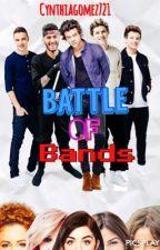 Battle of bands. [H.S] 1ª Temporada. by CynthiaGomez721