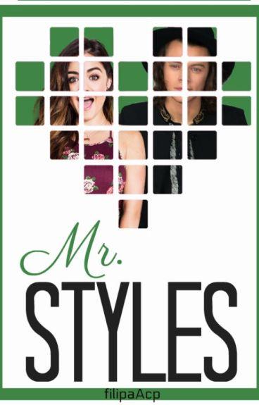 Mr. Styles || H.S.