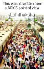 This was not written from a boy's point of view by lohithaksha