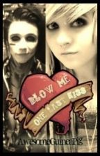 Blow Me One Last Kiss (An Andy Biersack fan fiction) by AwesomeGuineaPig