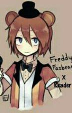 Freddy Fazbear x reader by Silver_Shadow1112