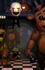 Five Nights At Freddy's La historia De Un Extraño Y Estupido Animatronico by DemonMario