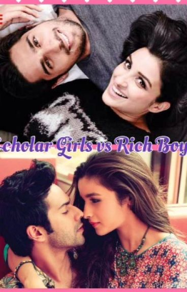 Scholar girls vs. rich boys