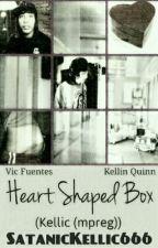 Heart Shaped Box (Kellic (mpreg)) by SatanicKellic666