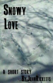 Snowy Love by JohnRicklefs