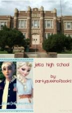 Jelsa High School by partyqueenofbooks