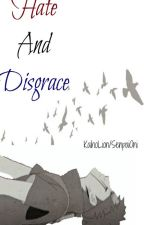 Hate and Disgrace [Shisui Uchiha/Pre-Naruto] by KakikomiSama
