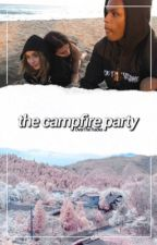 The Campfire Party by panicoutpilots